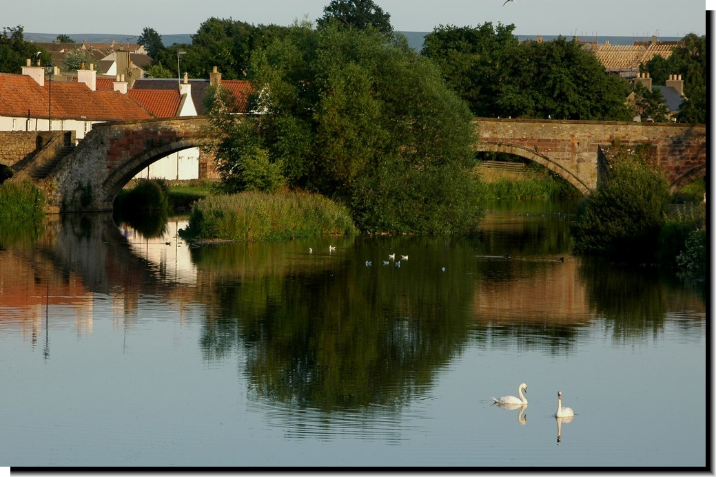 Nungate Bridge - Haddington
